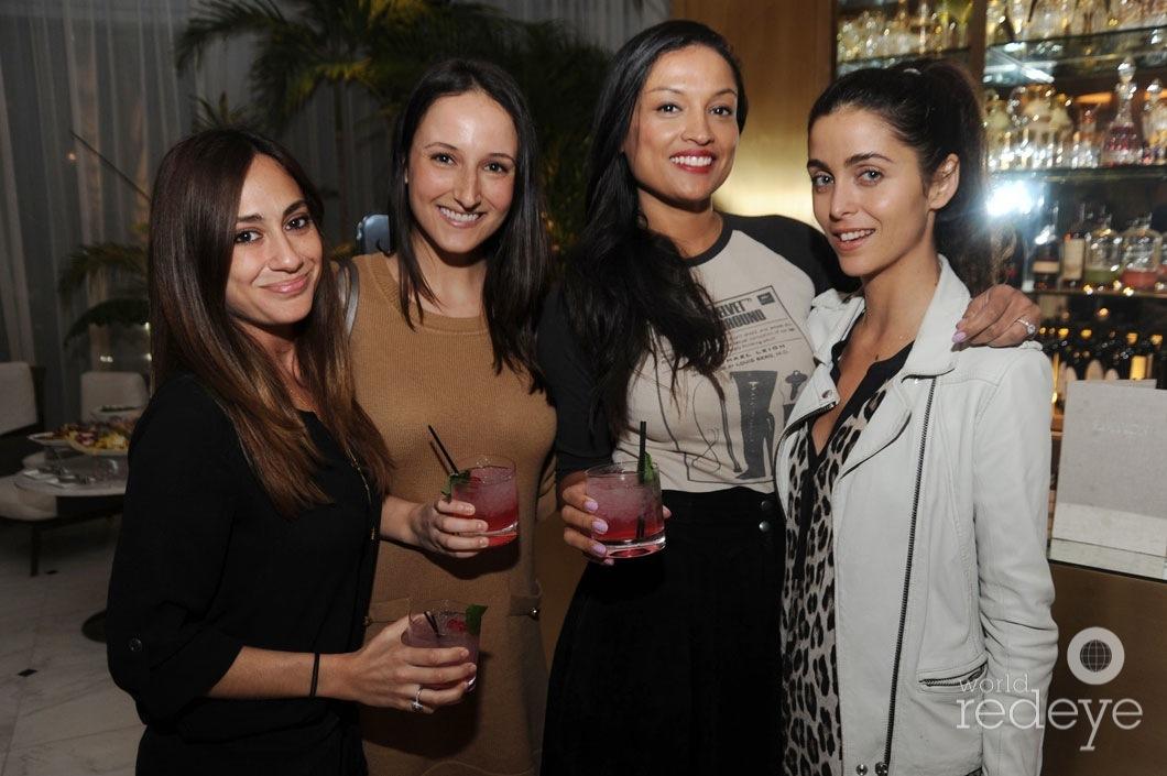 24-Lorelle Kahn, Dana Pucci, Cindy Borjas, & Tatiana Cartaya_new