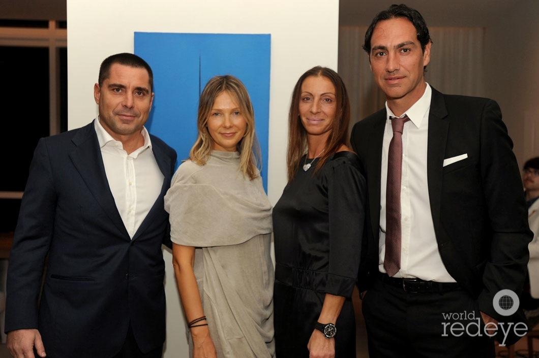 Riccardo Silva, Tatiana SIlva, Gabriela Pagnozzi, & Alessandro Nesta