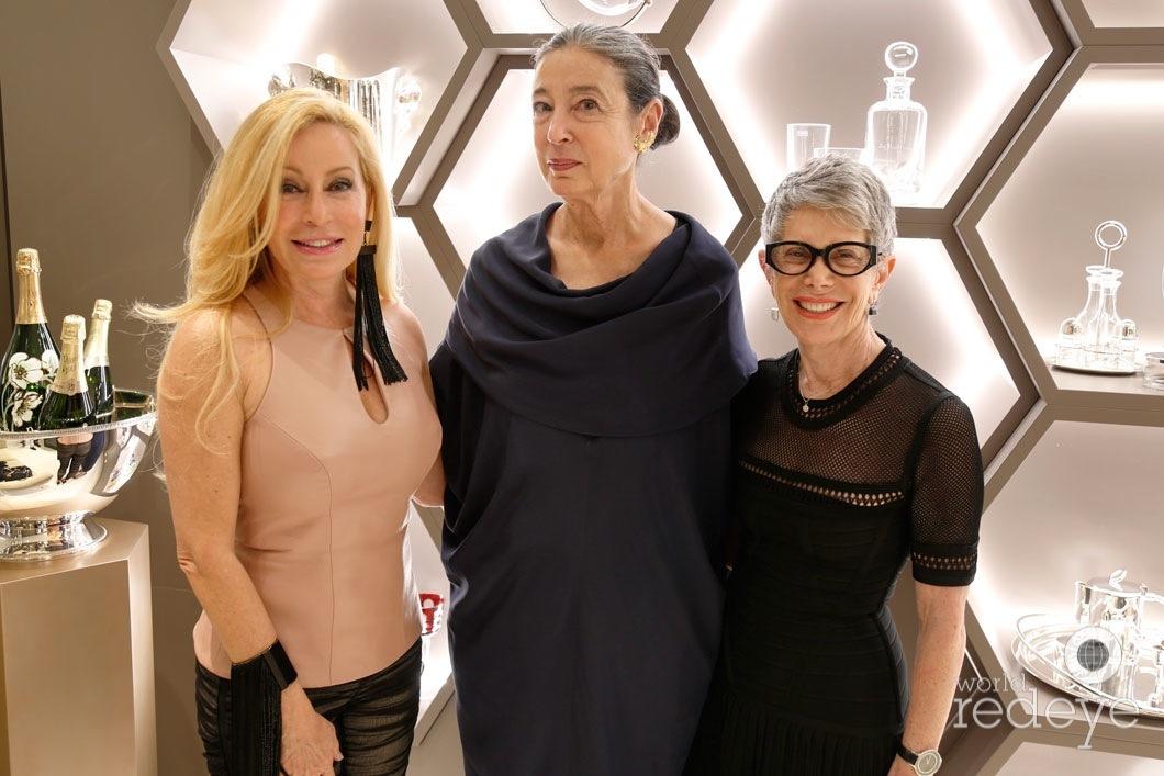 20.5-Sylvia Goldenthal, Michele Oka Doner & Lynn Schnitzer