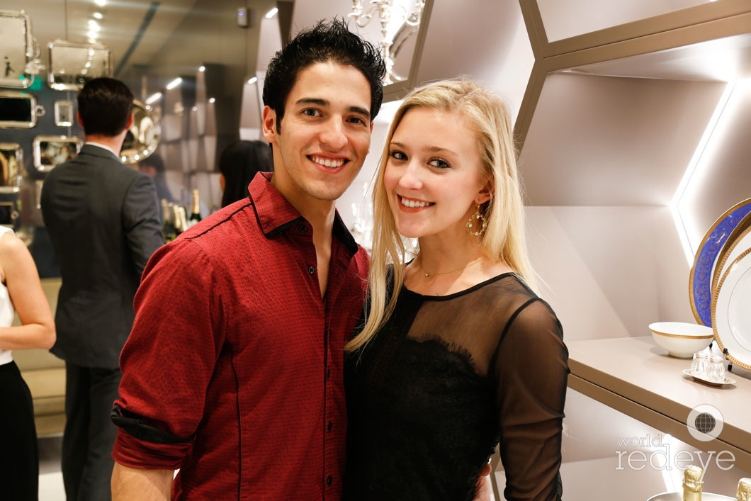 23-Julian Duque & Lexie Overholt