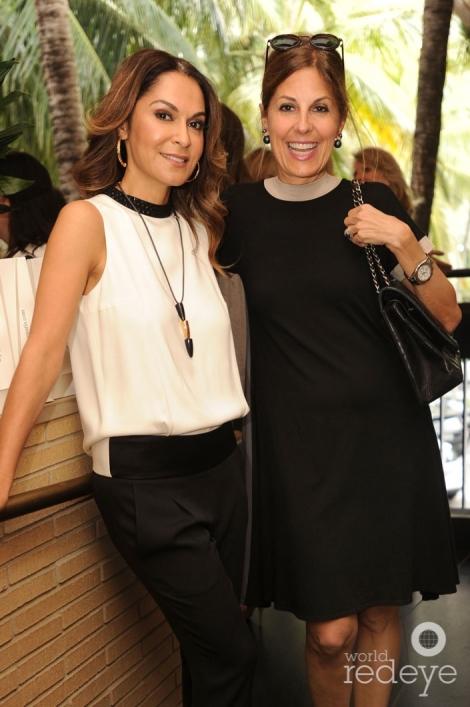 14-Angella Nazarian & Lisa Heiden