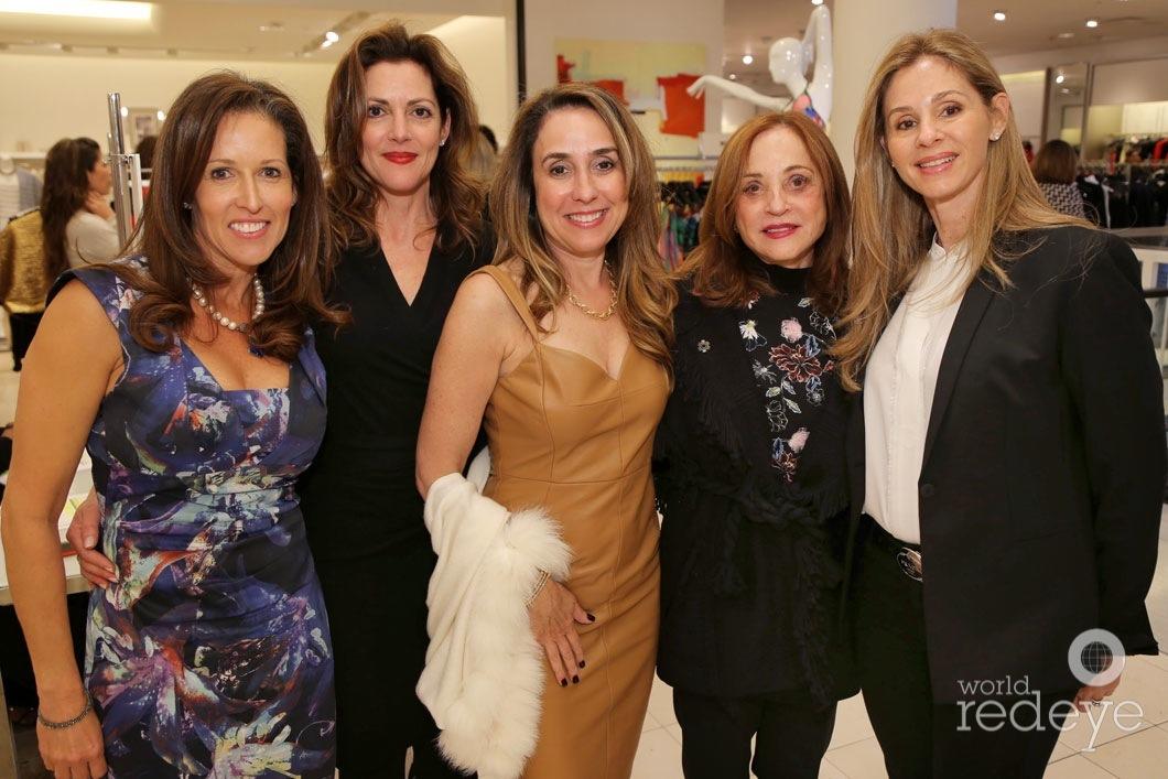 41-Galia Pennekamp, Jill Swerdlow, Hayley Dunman, Bubbles Smolev, & Denise Lerner_new