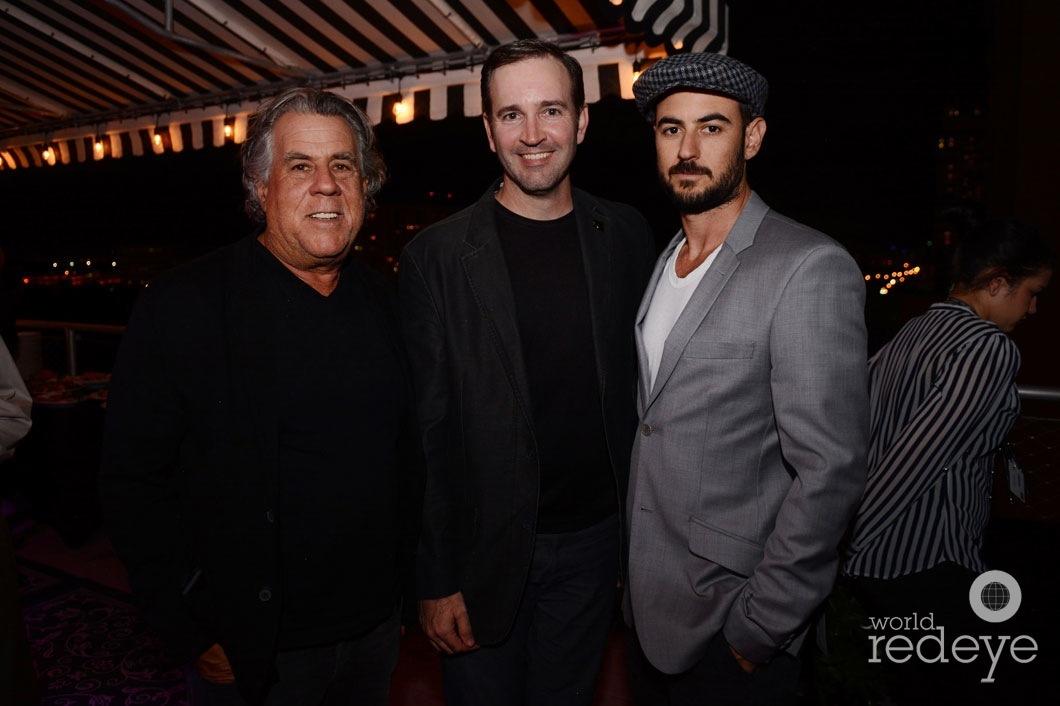 11-Alan Lieberman, John Copeland, Nathan Lieberman