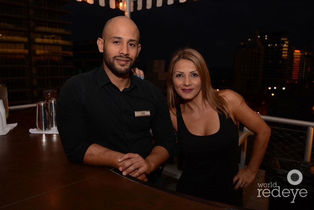 Jorge Fernandez & Sandra Castaño