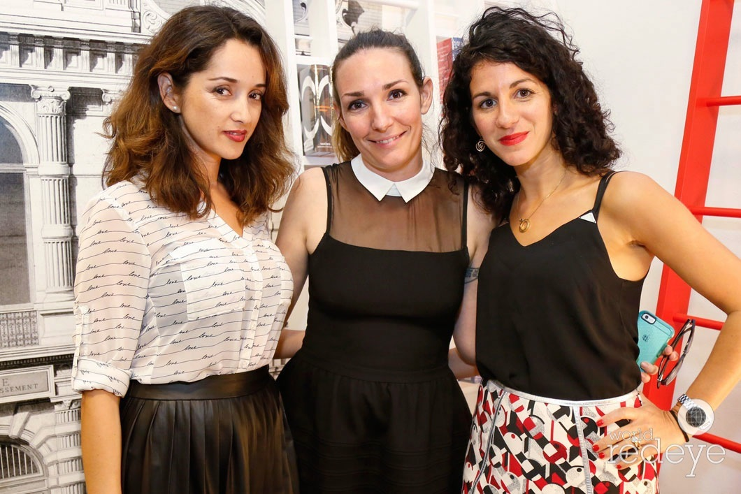 10-Maria Elena Sanchez, Emmanuelle Bernard & Sarah Hamon _new
