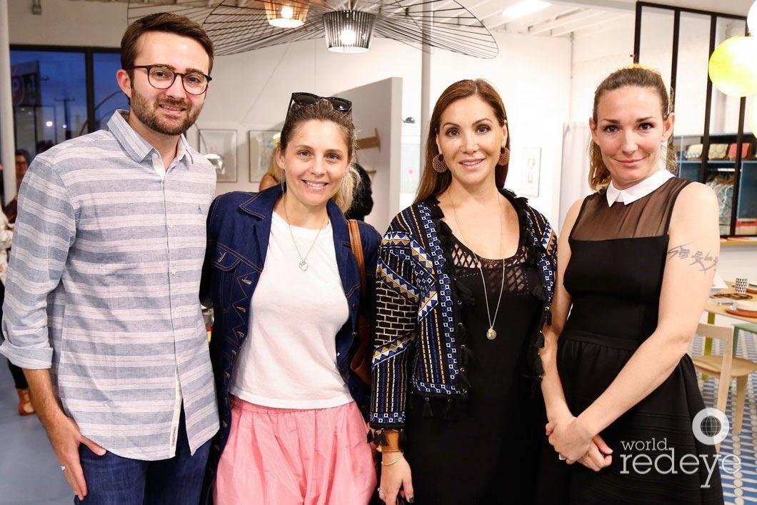 11.8-14.1-Florian Jouin, Angie Ferrer Domecq, Soledad Lowe & Emmanuelle Bernard_new