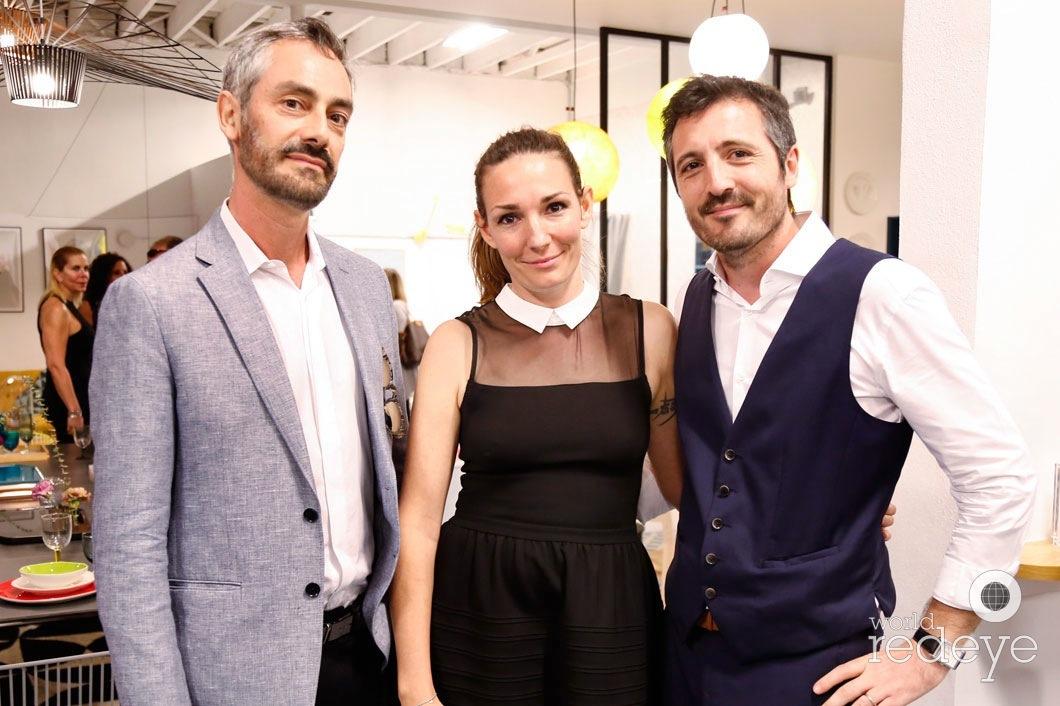 11.9-Jerome Cherki, Emmanuelle Bernard & Christian Bernard_new