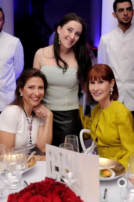 23-Annelies Da Costa Gomez, Susanne Birbragher, & Jayne Abess
