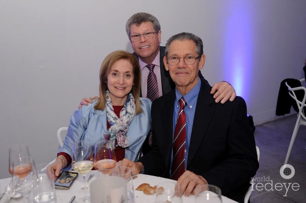 23-Lilian Rosenberg, Louis Wolfson, & Jeff Rosenberg