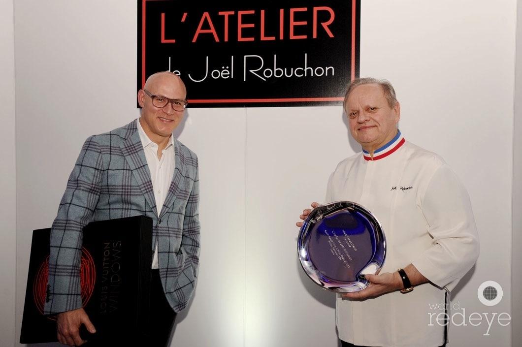 9-Craig Robins & Joël Robuchon1