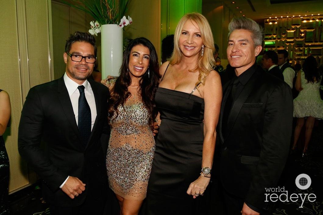 Eddy Martinez, Judith Hofman, Rosemarie Friedman & Roland Ortiz_new