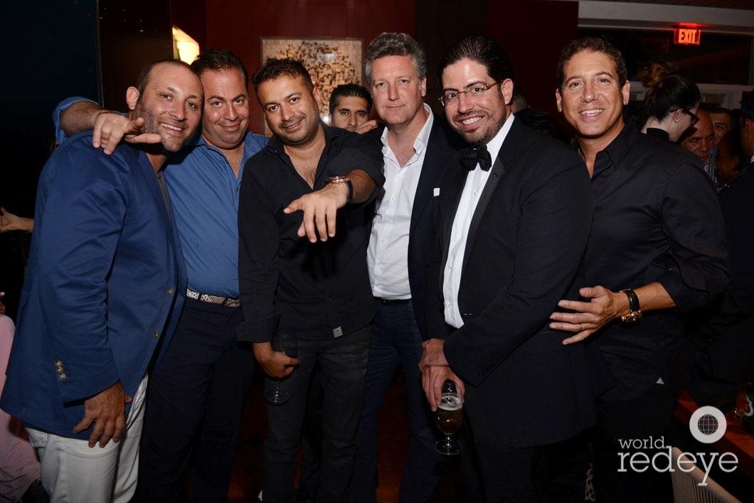 26-Keith Menin, Joey Goldman, Kamal Hotchandani, Sunjay Hotchandani, Yves De Launay, Lance Burstyn_new