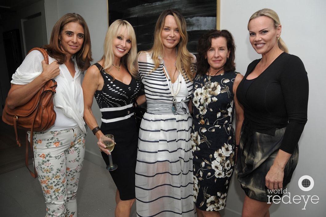 30-Valentina Gutchess, Amorette Robertson, Clarissa Bronfman, Kathryn Orosz, & Sharon Srebnick2_new