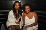 1-Gabrielle Union & Chantel Christopher