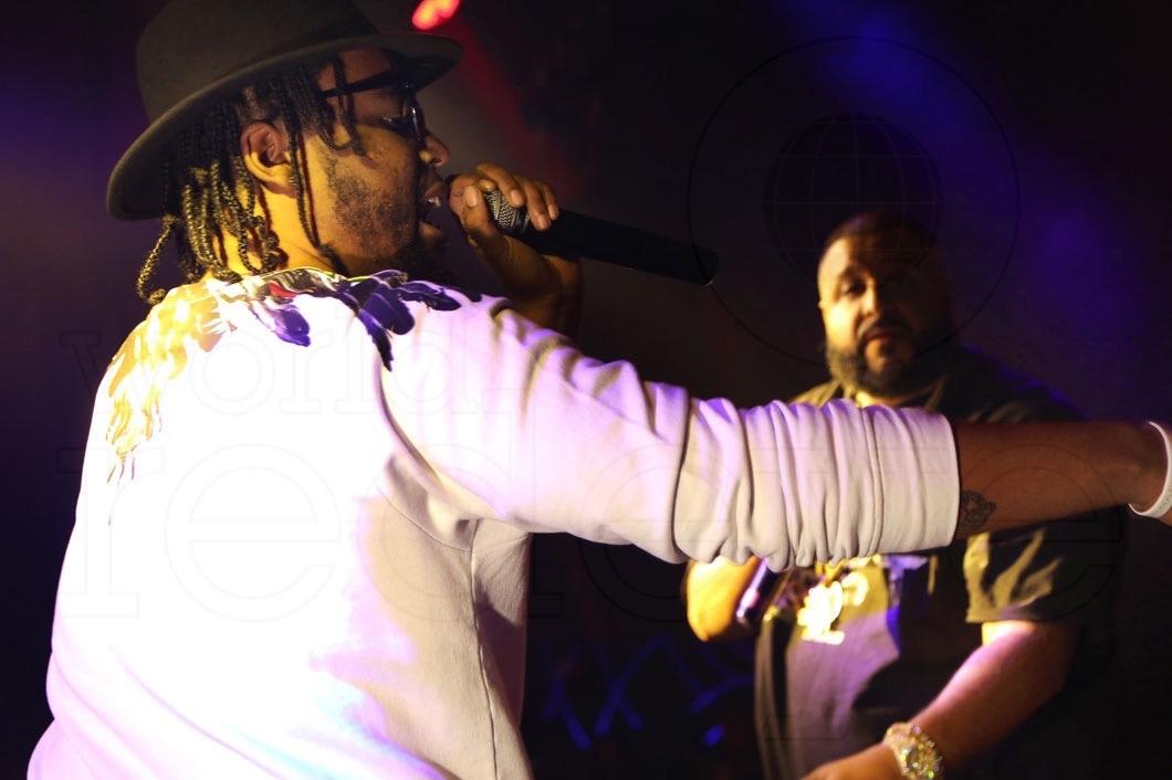 32-Kent Jones & DJ Khaled
