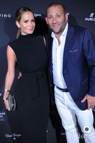 Evelyn Castro & Keith Menin