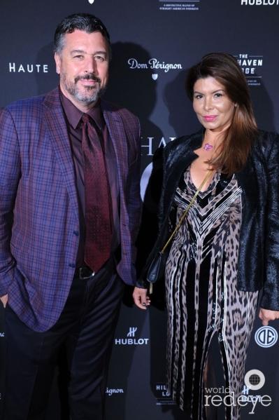 Rick & Marta Delacroix