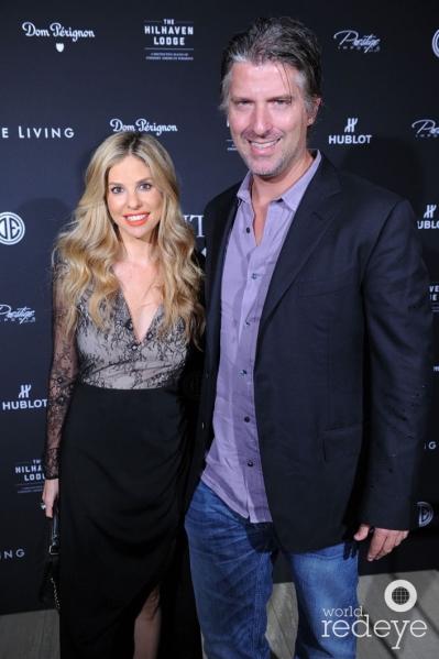 Nikki Simkins & Michael Simkins