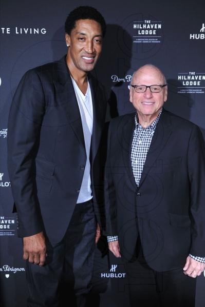 Scottie Pippen & Howard Lorber