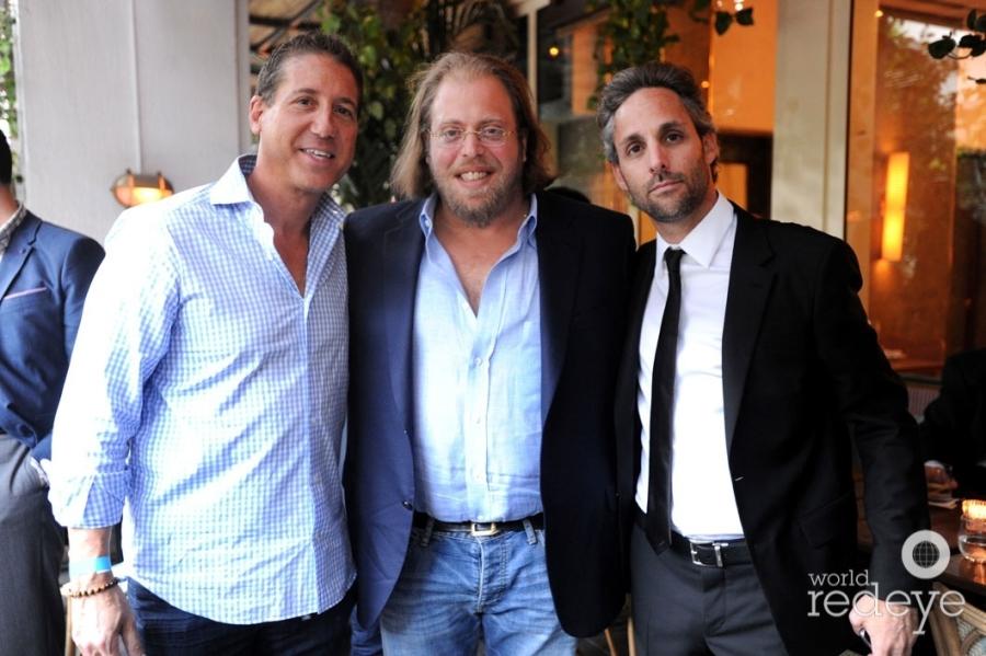 Lance Burstyn, Gil Dezer, & Seth Browarnik