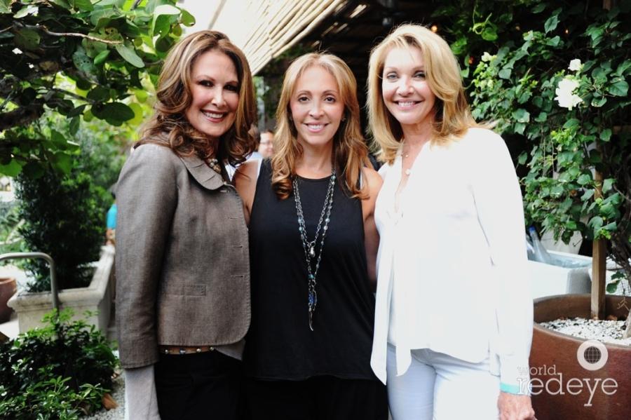 Heather Davis, Jessica Goldman, & Valentina Hubsch