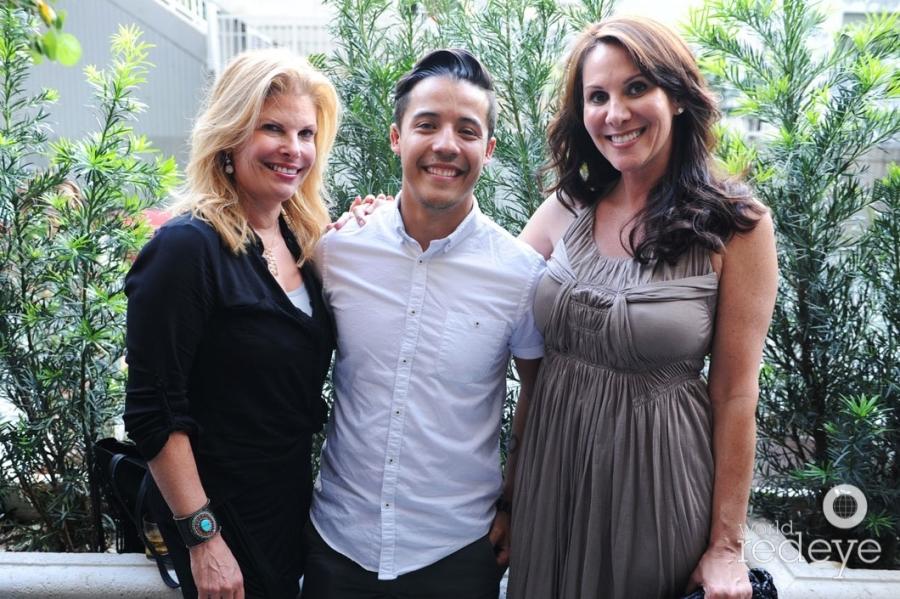Leslie Wolfson, Jorge Mendez, & Amy Zakarin