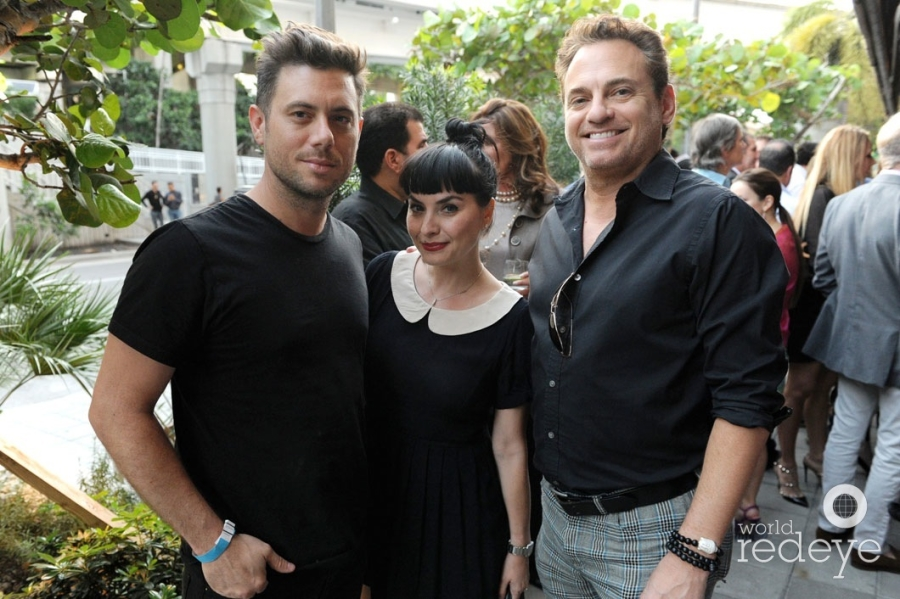 Sean Drake, Michelle Leshem, & Michael Tronn