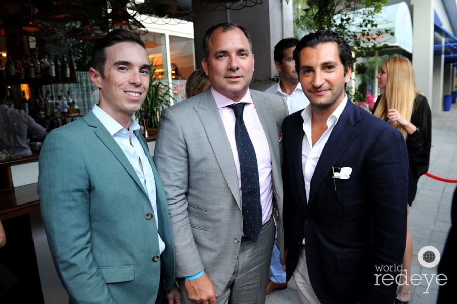 Christopher Pastor, Fernando Crespo, & Mathieu Massa