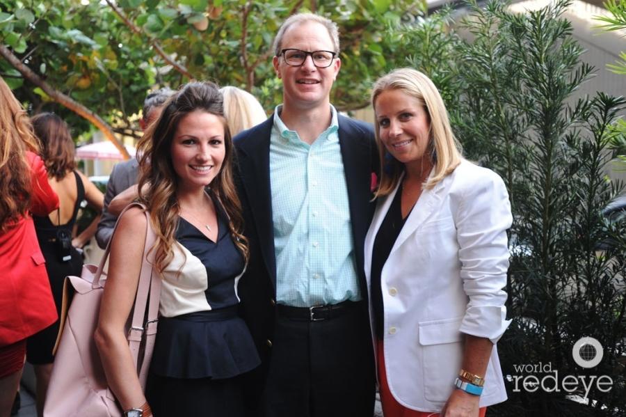 Jessica Newberg, Patrick & Sarah Pendergast
