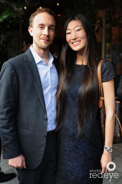 David Rothenstein & Xiaoxiao Zhang