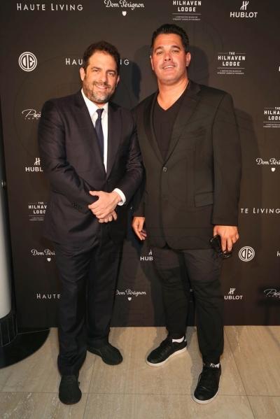 Brett Ratner & Joey Krutel