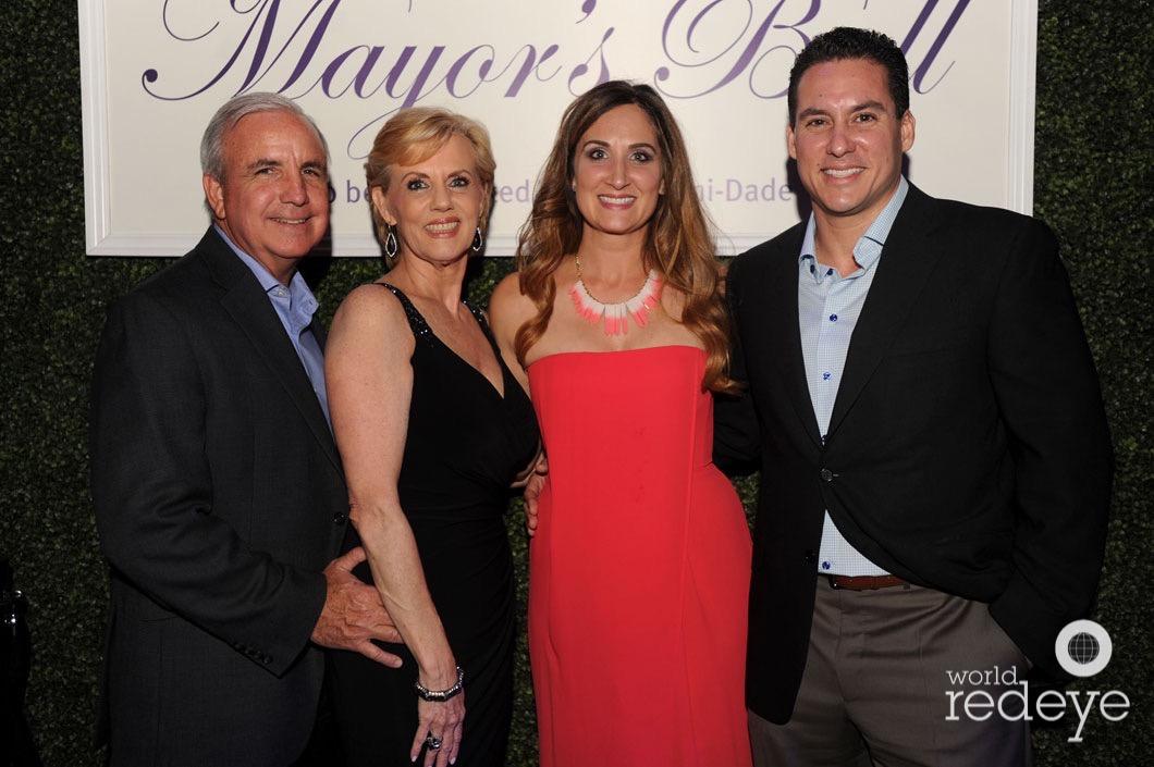 8-Mayor Carlos Gimenez, Lourdes Portela Gimenez, Pedro Portela, & Jada Portela1_new