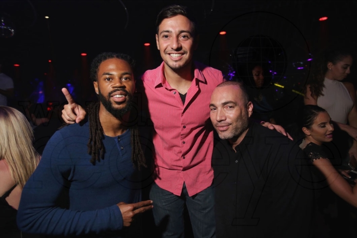 Sidney Rice, Rodrigo Aldorino, & Keith Paciello
