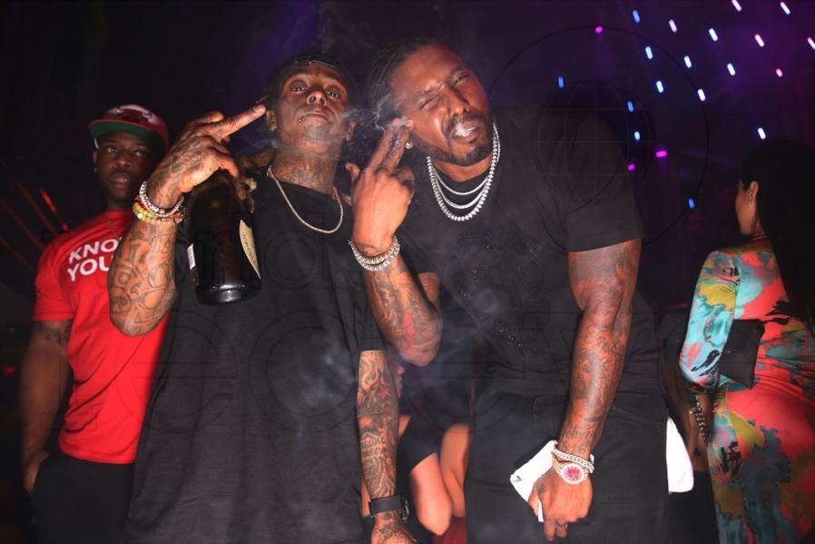1.3-Lil Wayne & Dwayne Bowe1