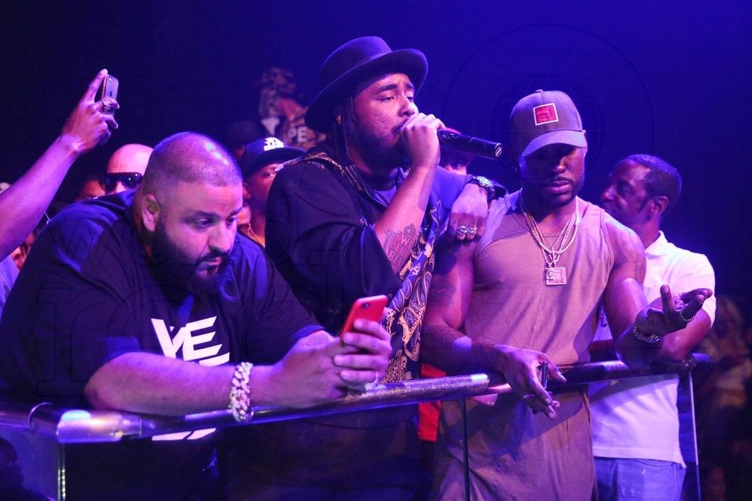 12-DJ Khaled, Kent Jones, & Stevie J2