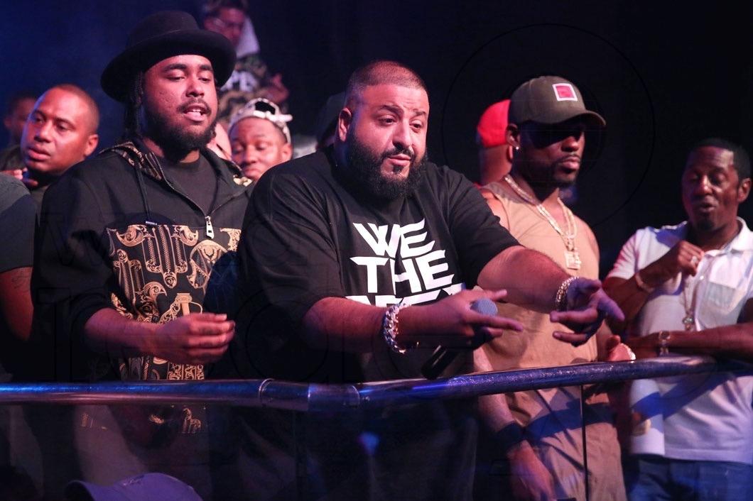 17-Kent Jones, DJ Khaled, & Stevie J