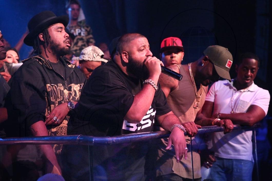 18-Kent Jones, DJ Khaled, & Stevie J4