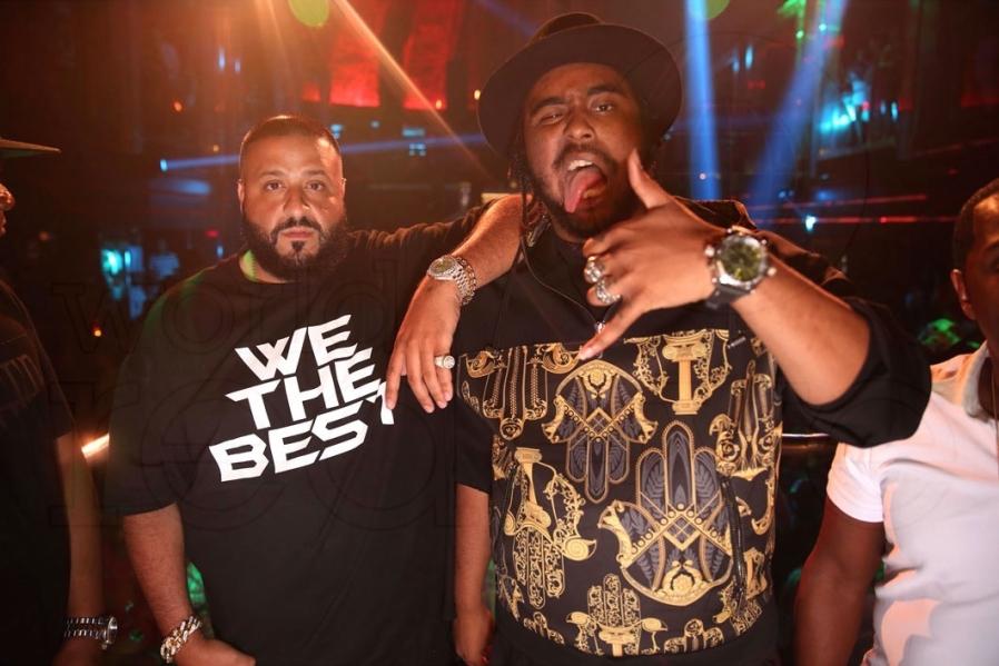 3-DJ Khaled & Kent Jones