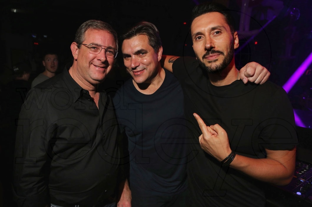42-Marc Bell, Todd English, & Cedric Gervais