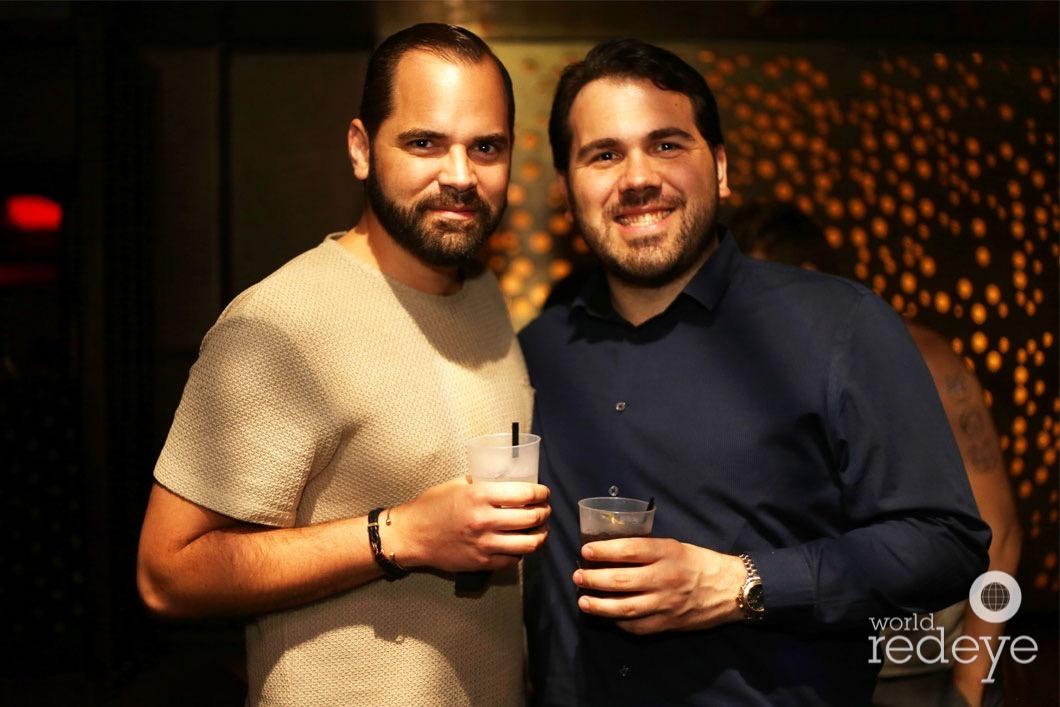 27-Frank Pumarejo & Rafael Calderon