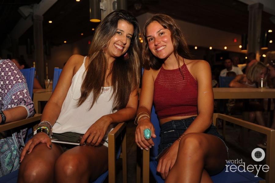Lucy Lopez & Natalie Marchionni