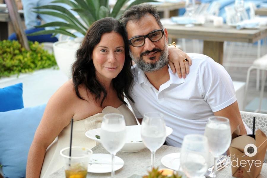 Anastasia Koutsiokis & Ahmet Erkaya