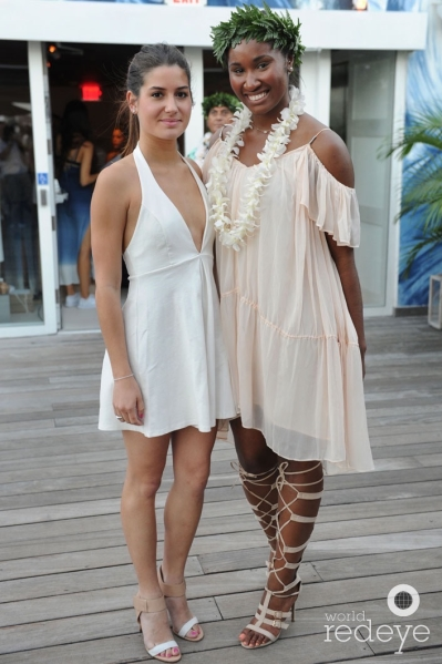Alexandra Klumpp & Bianca Morrison