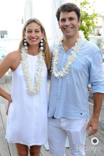 Brooke Owens & Kurt Lunkenheimer