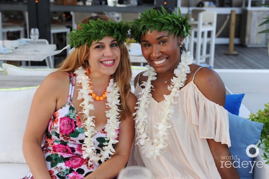 Maria Salas & Bianca Morrison