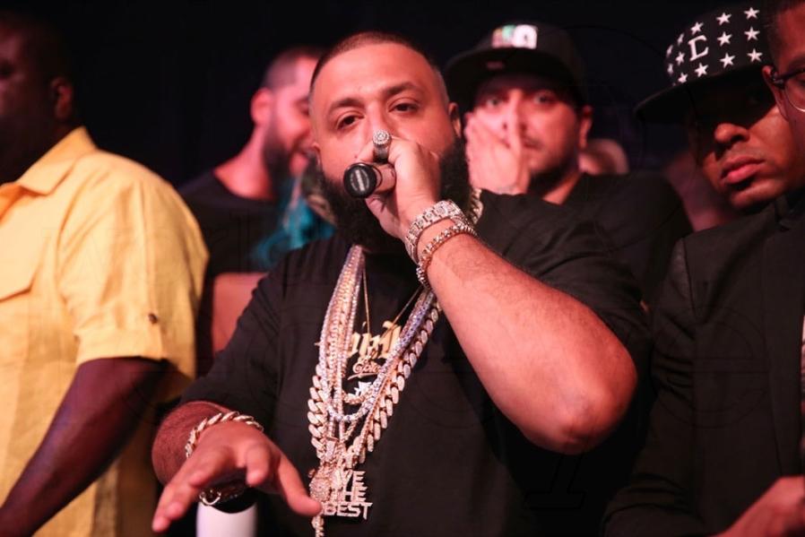 11-Dj Khaled - LIVE