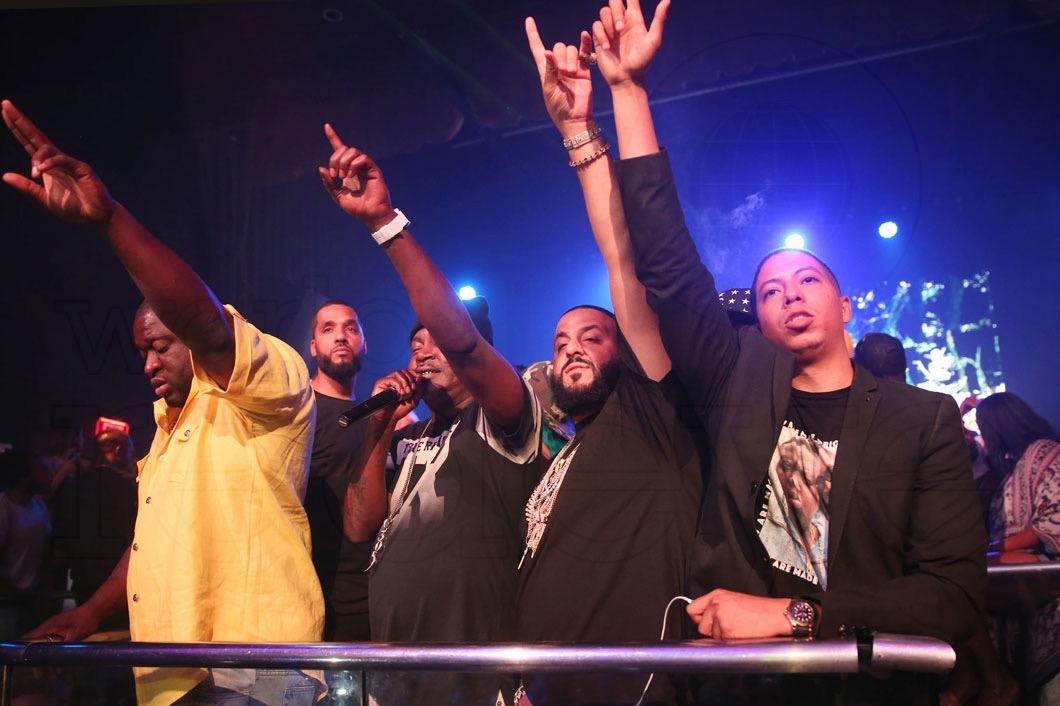 19-E-Class, Trick Daddy - LIVE, Dj Khaled, & Purple2