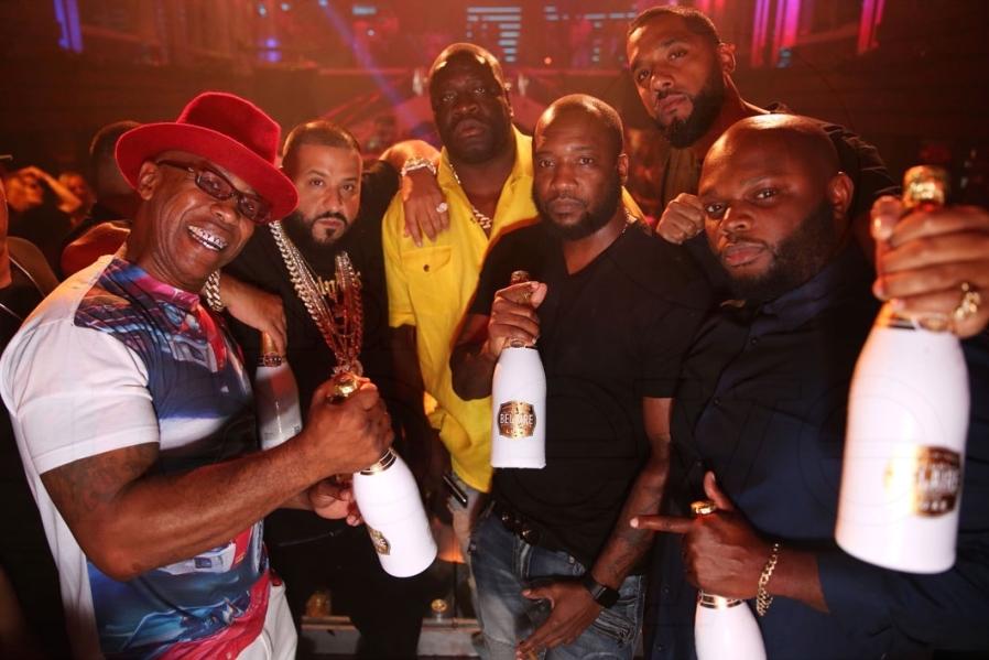 21-Convertible Burt, Dj Khaled, E-Class, & Friends0