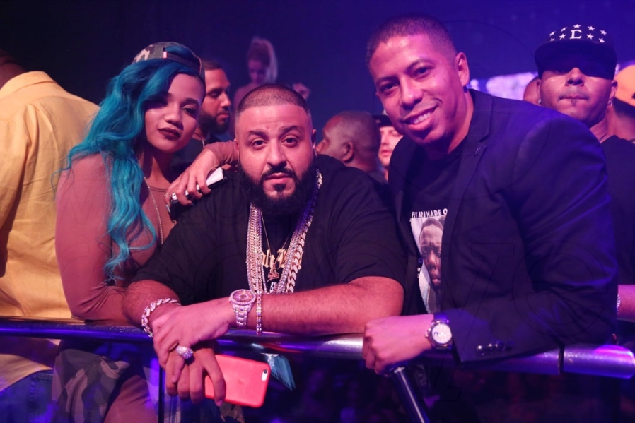 6-Steph Lecor, Dj Khaled, & Purple