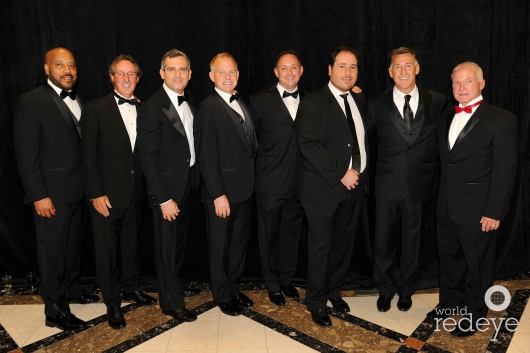 Eugene Wallace, Phil Guido, Andrew Weissman, Michael Brady, Eddy Alberty, Steve Ashley, Jim Winkler, & Kevin Buckman